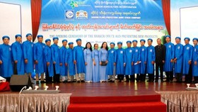 Công ty CP Bảo vệ thực vật Sài Gòn đẩy mạnh phát triển thị trường Campuchia, Lào và Myanmar