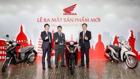Honda Việt Nam giới thiệu phiên bản mới mẫu xe Sh mode 125cc