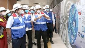 Kiến nghị cho nhập cảnh chuyên gia nước ngoài vào thực hiện tuyến metro số 1