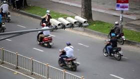 Ứng dụng công nghệ xử phạt vi phạm hành chính trong lĩnh vực đường bộ