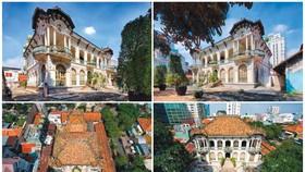 Đề xuất giải pháp điều chỉnh quy hoạch thấp tầng tại vị trí có công trình bảo tồn