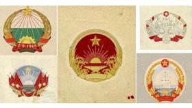 Giới thiệu 200 tư liệu quý về Quốc huy Việt Nam