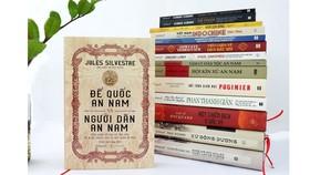 Một số ấn phẩm trong Tủ sách Pháp ngữ do Omega Việt Nam phát hành