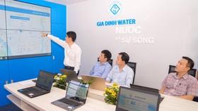 Cấp nước bằng công nghệ thông minh