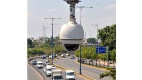 Công nghệ cao giám sát giao thông