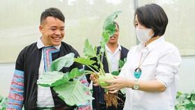 Nông dân đổi đời từ Chương trình sinh kế cộng đồng