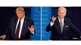 Trump - Biden trong cuộc tranh luận trực tiếp đầu tiên: ''Kẻ tám lạng, người nửa cân''
