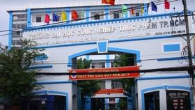 Trường ĐH Công nghiệp Thực phẩm TPHCM dừng tuyển sinh 2 ngành