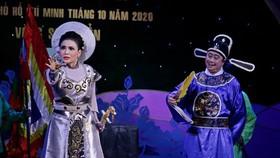 """Khai mạc vòng chung kết """"Tài năng diễn viên sân khấu cải lương Trần Hữu Trang năm 2020"""""""