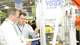 Hơn 250 doanh nghiệp triển lãm hàng hóa tại Hội chợ Vietnam Expo