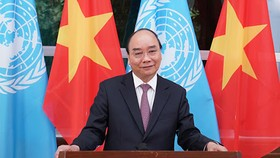 Thủ tướng Nguyễn Xuân Phúc gửi thông điệp tới LHQ