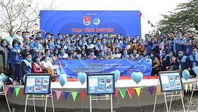 Ngày hội tình nguyện quốc gia năm 2020