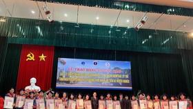 60 bác sĩ trẻ tình nguyện về 33 huyện nghèo