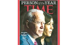 Tổng thống đắc cử Joe Biden là Nhân vật của năm 2020