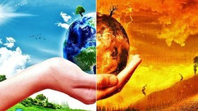 Dự án nâng cao năng lực thích ứng biến đổi khí hậu
