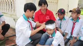 Tỏa sáng lòng nhân ái trong trường học