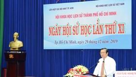TPHCM tổ chức Ngày hội Sử học lần thứ XII