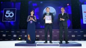 Nutifood, Vissan được vinh danh thương hiệu dẫn đầu năm 2020