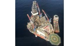 Phát hiện lượng dầu khí lớn tại mỏ Kèn Bầu