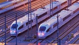 Dự án đường sắt cao tốc đã bị Singapore và Malaysia hủy bỏ do không đạt được đồng thuận. Ảnh minh họa: Anews