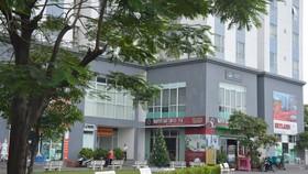 Dự án nhà ở xã hội Zen Tower, phường Thới An, quận 12, TPHCM