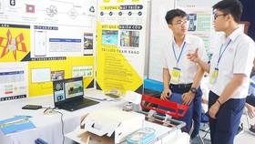Nghiên cứu khoa học định hướng khởi nghiệp cho học sinh