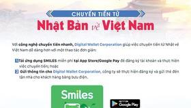 SCB & Công ty Digital Wallet Corporation chính thức hợp tác chuyển tiền từ Nhật Bản về Việt Nam