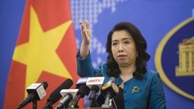 Việt Nam kiên quyết, kiên trì bảo vệ vùng biển của mình
