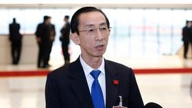 Ông Trần Hoàng Ngân - Viện trưởng Viện Nghiên cứu phát triển TPHCM
