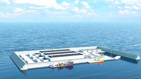Đan Mạch xây dựng đảo năng lượng
