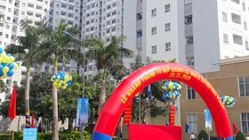 Dự án HQC Plaza (huyện Bình Chánh) được xem là dự án nhà ở xã hội lớn nhất TPHCM được đưa vào sử dụng đến nay