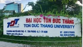 Khẩn trương thành lập Hội đồng trường Đại học Tôn Đức Thắng