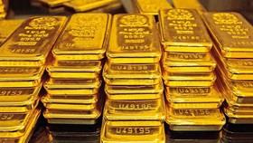 Giá vàng SJC cao hơn vàng quốc tế 6,6 triệu đồng/lượng