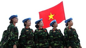 Triển khai Nghị quyết tham gia lực lượng gìn giữ hòa bình của LHQ