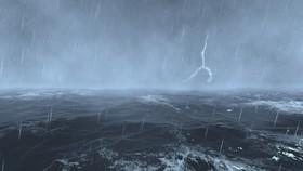 Cảnh báo thời tiết xấu trên Biển Đông