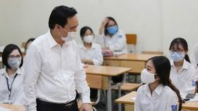 Đẩy nhanh kế hoạch chuẩn bị cho thi tốt nghiệp THPT và tuyển sinh ĐH-CĐ