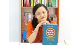 """Facebooker Nguyễn Thị Thùy Dung  của trang """"Ngày ngày viết chữ"""""""