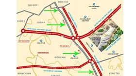 Thành lập Hội đồng thẩm định dự án cao tốc Biên Hòa - Vũng Tàu