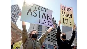 Người dân Mỹ kêu gọi bảo vệ cộng đồng gốc Á