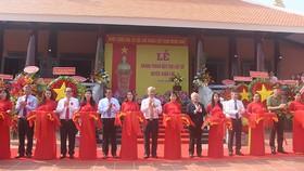 Khánh thành Đền thờ Liệt sĩ huyện Xuân Lộc, Đồng Nai