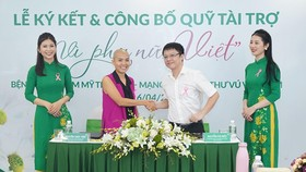 """Bệnh viện Thẩm mỹ Thu Cúc cùng Mạng lưới Ung thư vú Việt Nam thành lập quỹ """"Vì phụ nữ Việt"""""""