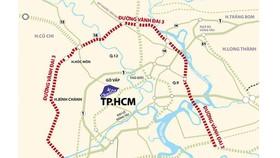 Bộ GTVT thúc đẩy tiến độ dự án đường Vành đai 3 TPHCM