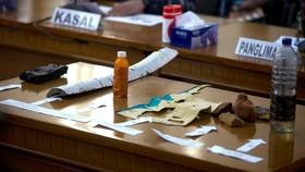 Vụ chìm tàu ngầm của Indonesia: Tổng thống Joko Widodo truy thăng quân hàm cho 53 thủy thủ