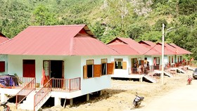 Khu dân cư Bằng La (xã Trà Leng, huyện Nam Trà My, tỉnh Quảng Nam)