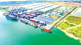 Cảng Chu Lai - cửa ngõ giao thương hàng hóa của miền Trung Việt Nam