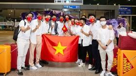 Hoa hậu Khánh Vân lên đường sang Mỹ tham gia Miss Universe