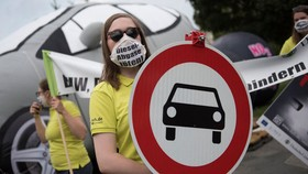 Brussels sẽ cấm phương tiện sử dụng dầu diesel