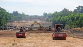 Đề xuất cơ chế đặc thù khai thác vật liệu ở dự án cao tốc Bắc - Nam