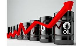 Giá dầu WTI tăng cao