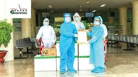 GREENFEED góp 20 tỷ đồng vào Quỹ Vaccine Covid-19
